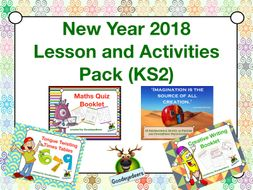 New Year Lesson Pack (KS2)