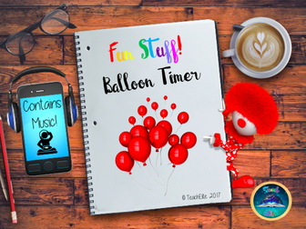 Back to School : Balloon Timer