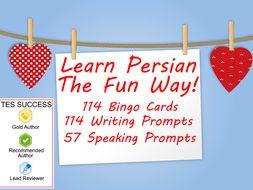 The Fun Way To Learn Persian! - Bundle