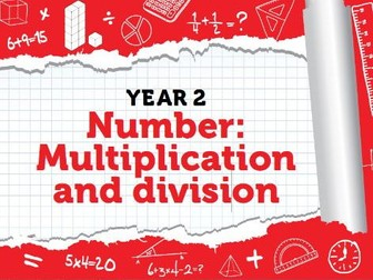Year 2 - Multiplication & Division - Spring - Week 1