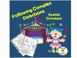 Spatial Concepts-Free Version