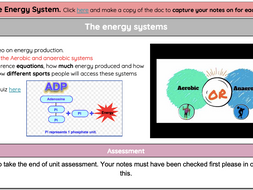 NCFE VCERT NEW SPEC UNIT 1 ENERGY SYSTEM REVISION/INDEPENDENT INTERACTIVE STUDY SHEET