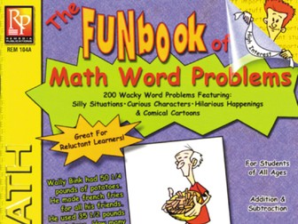 FUNbook of Math Word Problems