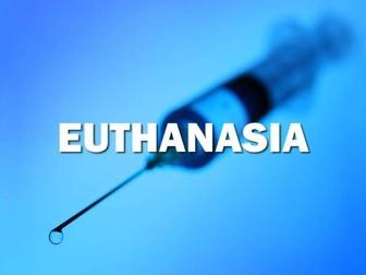 Euthanasia (OCR A Level Religious Studies)