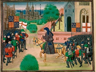 Causes of the Peasants Revolt. KS3 History Pack