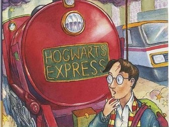Harry Potter & Introduction to PEE Paragraphs