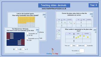 Summer-Decimals-Year-4-Teaching-Slides-PPT-and-PDF.zip