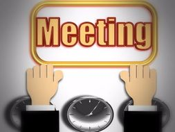 Effective Meetings process and worksheets including Agenda and Meeting Templates