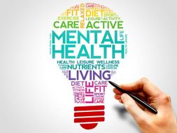 Mental Health and Wellbeing (3 hours - PowerPoint, Lesson ...