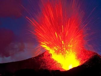 Understanding Volcanoes with #GoogleExpeditions