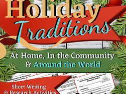 Holiday Traditions: Home, Community & Around the World