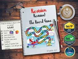 GCSE Revision - Revision Board Game