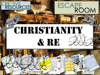 Christianity and RE Escape Room