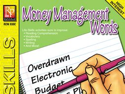 Money Management Words: Life-Skill Lessons