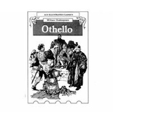 Othello 100 Short Answer Questions over AGS Illustrated Classic Comic