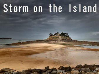 Storm on the Island Seamus Heaney