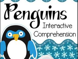 Penguins Interactive Reading Comprehension