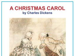 A Christmas Carol Scheme of Work Sample Pages