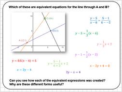 Coordinate Geometry Reasoning Tasks
