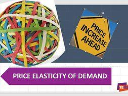 Price Elasticity of Demand (A Level, GCSE &  BTEC Business)
