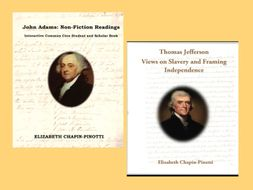 John Adams and Thomas Jefferson Interactive Text and Source Document Study