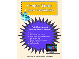 Graphic Designer - Career Simulation (Career Exploration)