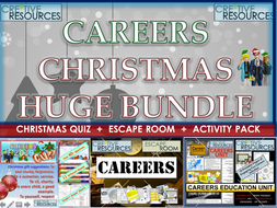 Careers Christmas Unit Resources