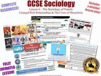 Conjugal Role Relationships - Sociology of Family - L6/20 [ WJEC EDUQAS GCSE Sociology ]