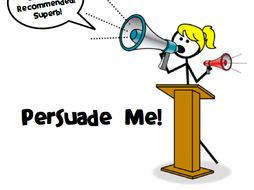 introduction to writing to persuade by namerased teaching