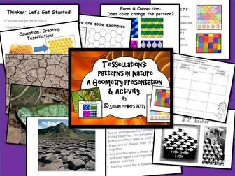 A Geometry Inquiry: Tessellations All Around Us