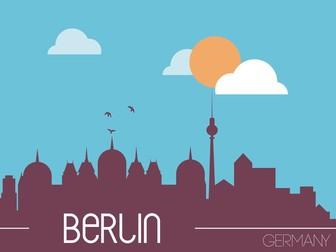 Bundesland Berlin Lesung ~ Reading about Berlin