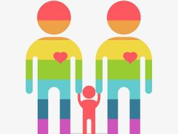 LGBT Outstanding lesson PSHE: Modern family structure