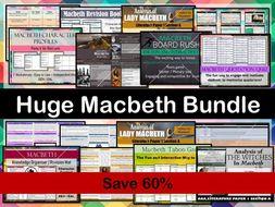 HUGE MACBETH BUNDLE