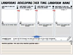 Landforms-Developing-Over-Time-Template.pptx
