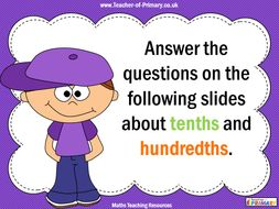 Tenths-and-Hundredths---Year-4.ppt