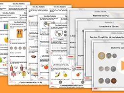 Year 2/3 Mixed Age Spring Block 2 Step 10 Maths Lesson Pack