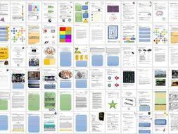 AQA 8700 English Language - Complete Revision Workbook & 131-slide PPT Display
