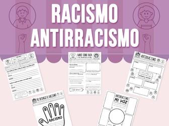 Racismo - (Color de Piel) - Antirracismo (SPANISH VERSION)