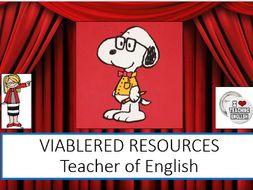 EDUQAS Literature C1 Poetry x 5 lessons