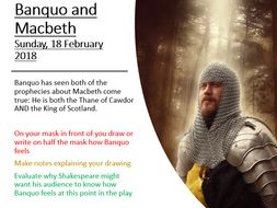 Macbeth - Act 3 Scene 1 - Banquo