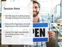 1.1 Small Businesses Powerpoint