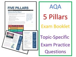 AQA Islam Practices: The Five Pillars - Exam Booklet