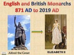 English-and-British-Monarchs-(871-to-2019).pptx