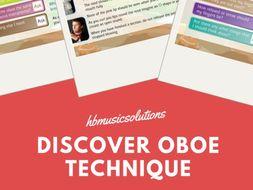 Discover Oboe Technique Interactive Module