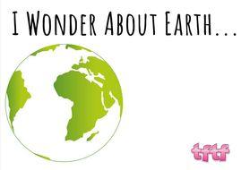 KS2 Planet Earth - KS2 Our World - KS2 Environment - KS2 Space - KS2  Science Worksheet Pack