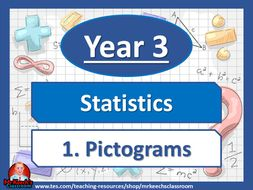 Year 3 – Statistics – Pictograms - White Rose Maths