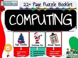 Christmas Activities - Computing