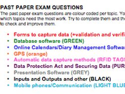 R001 June 2017 Practice Questions
