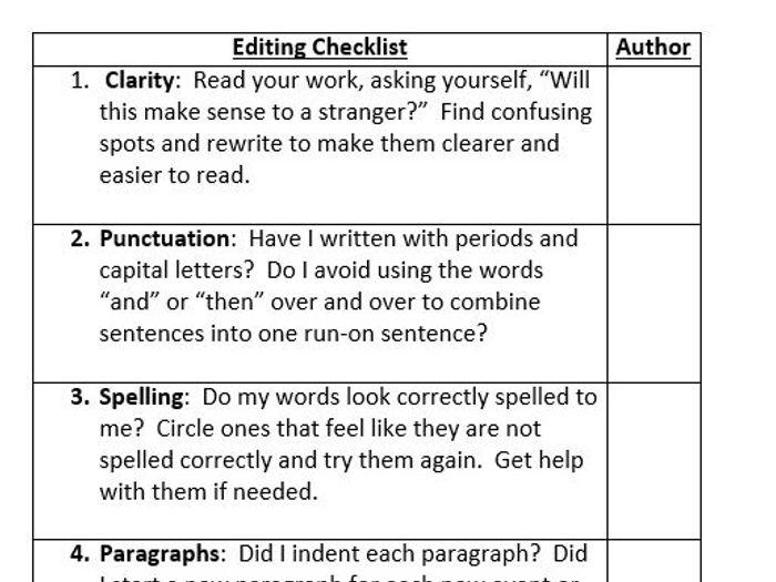 edit essays for money