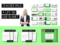 Teacher Pack - A Life on Our Planet